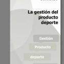 E book La gestión del producto deporte. Papel digital PDF, descarga inmediata. 70 páginas