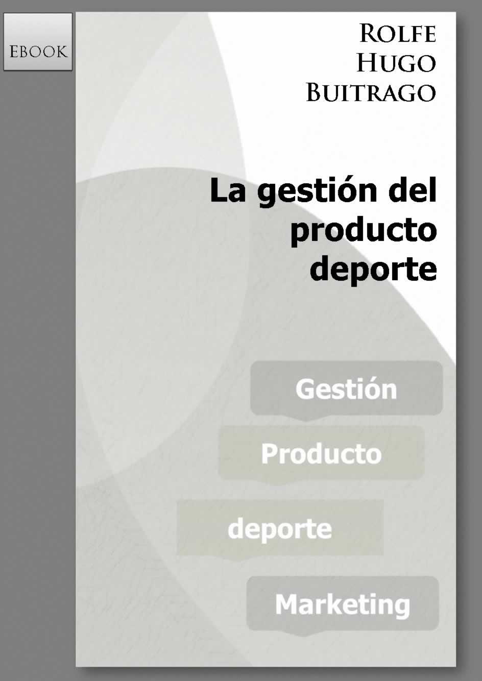E book La Gestión del producto deporte