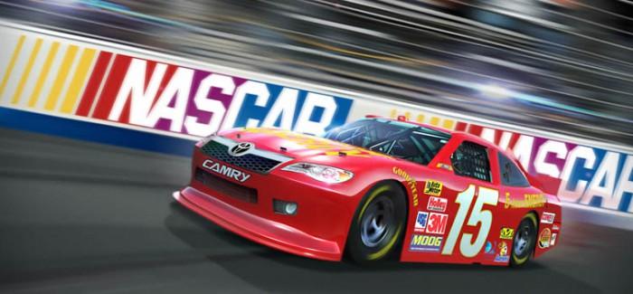 El marketing del producto NASCAR