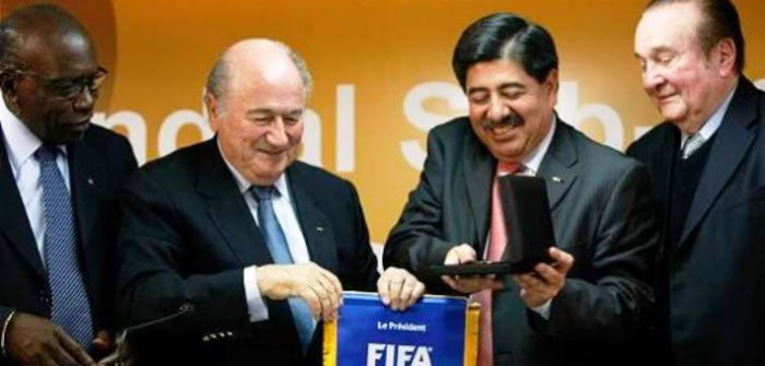 El implacable indictment Fifa